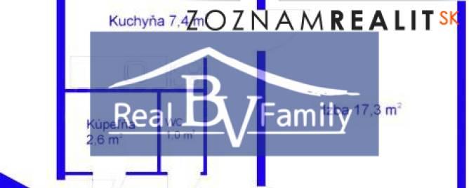 Bratislava - Podunajské Biskupice Studio Sale reality Bratislava - Podunajské Biskupice