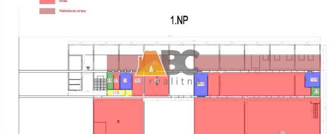 Zvolen Storehouses and Workshops Rent reality Zvolen