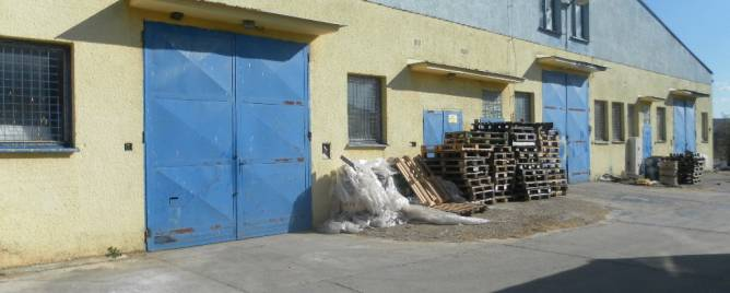 Polianka Storehouses and Workshops Sale reality Myjava