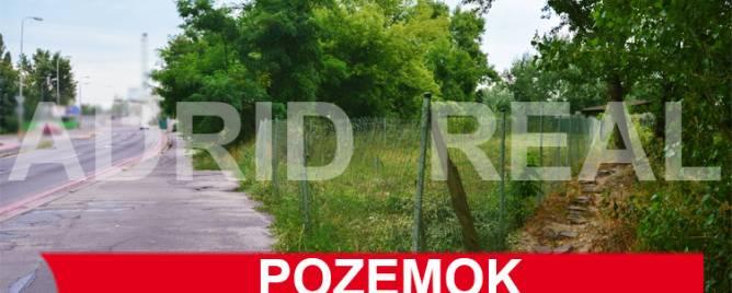 Bratislava - Vrakuňa Land plots - commercial Sale reality Bratislava - Vrakuňa