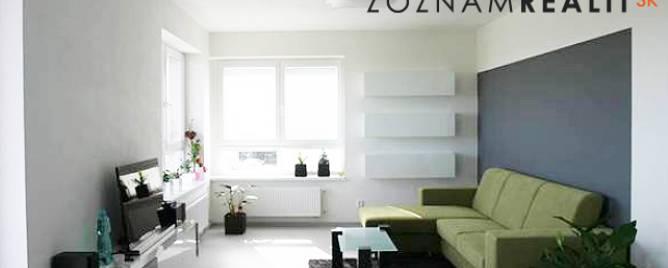 Bratislava - Karlova Ves One bedroom apartment Sale reality Bratislava - Karlova Ves