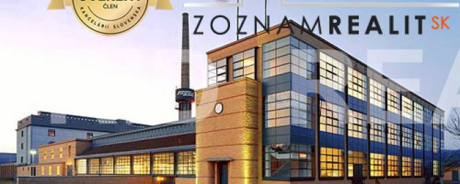 Production premises Sale reality Bratislava - Petržalka