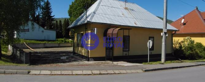 Bzenica Gastro premises Sale reality Žiar nad Hronom