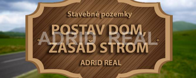 Bratislava - Vrakuňa Land – for living Sale reality Bratislava - Vrakuňa