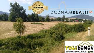 Agrarian and forest land, Horevodie, Sale, Detva, Slovakia