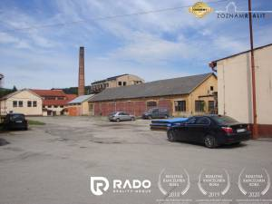 Storehouses and Workshops, Rent, Púchov, Slovakia