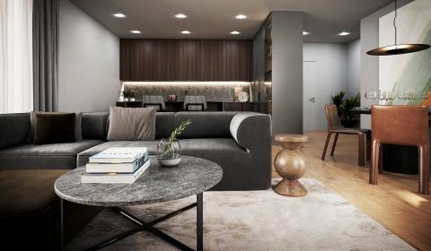 One-bedroom apartment 2-2.3 in Project VILLA RUSTICA - TERASY II.Stage