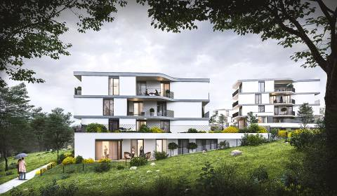 One-bedroom apartment 2-3.3 in Project VILLA RUSTICA - TERASY II.