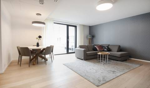 Luxurious 2-bdrm apartment in city centre in Villa Slavín for rent
