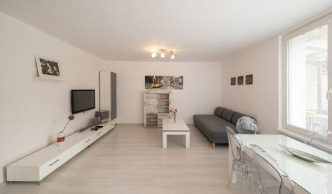 Pleasant 1 bdr apt, 70m2, furnished, fully reconstructed