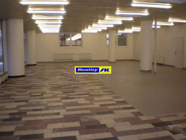 Commercial premises, Centrum, Rent, Martin, Slovakia