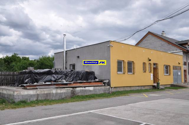 Storehouses and Workshops, Sale, Martin, Slovakia
