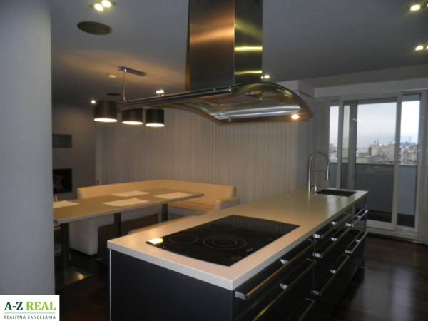 Four+ bedroom apartment, Námestie Martina Benku, Rent, Bratislava - St