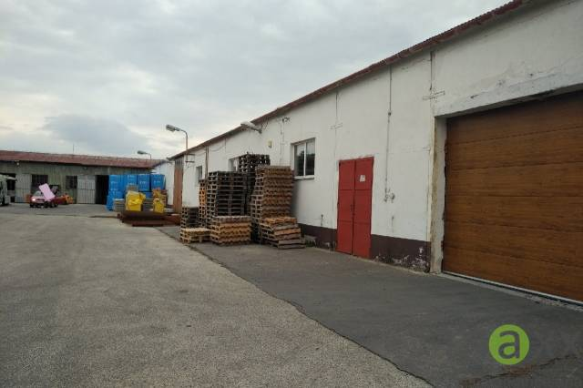 Storehouses and Workshops, Rent, Galanta, Slovakia