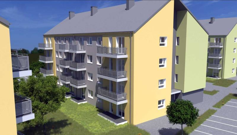 Two bedroom apartment, Sale, Mosonmagyaróvár, Hungary