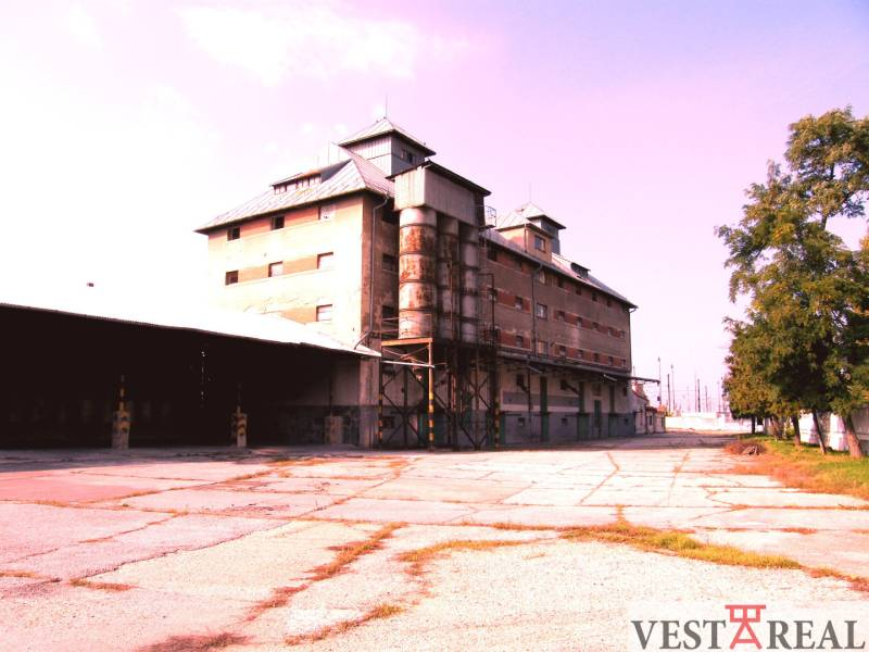 Storehouses and Workshops, Sale, Galanta, Slovakia