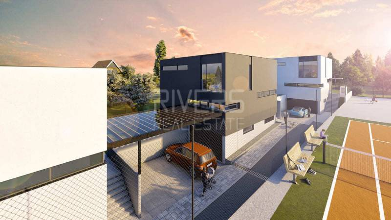Exclusive family house in project Koliba Gardens